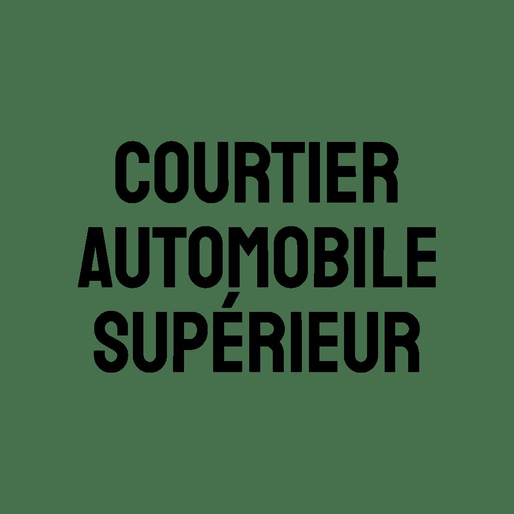 Courtier Automobile Supérieur
