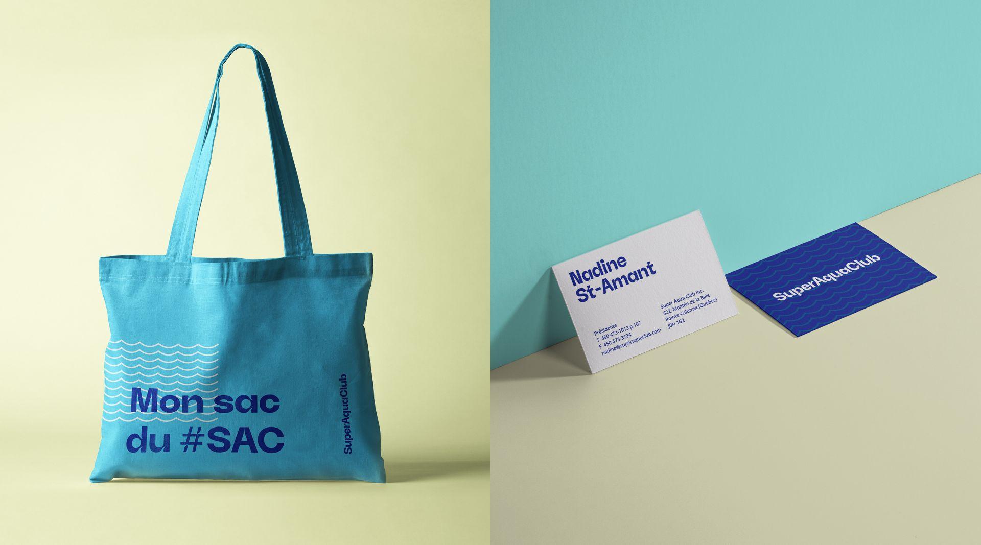 Super Aqua Club (branding)